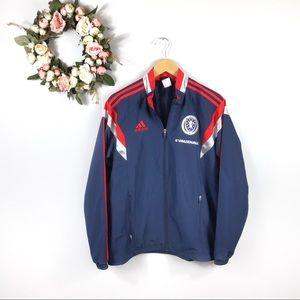 Adidas Scotland Football Windbreaker Jacket